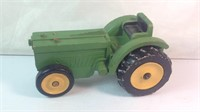 10 inch wood tractor