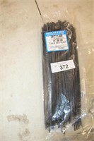 "PKG 11"" CABLE TIES, PKG CABLE CONNECTORS,"