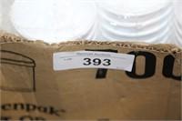 BOX - COFFEE CUPS & STRAWS
