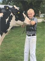 Kasey Clanton Dairy Project