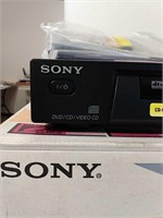 Brand New Sony DVD/CD Player