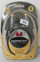 Monster Home Theatre Coax Cable
