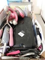 Flat of Grooming Items