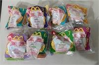 Vintage McDonald's Winnie the Pooh Set