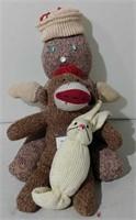 Vintage Sock Dolls