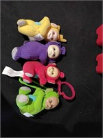 McDonald's Key Chain Happy Meal Toys