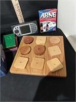 Dominoes & Games