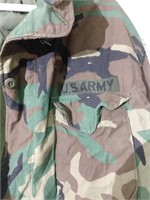US Army Field Jacket