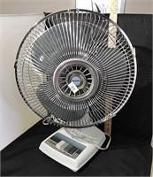 Tatung Oscillating Desk Fan