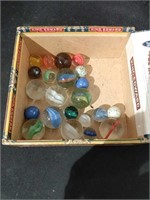 Vintage Marbles/ Shooters