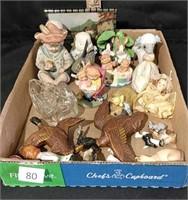 Flat of Figurines