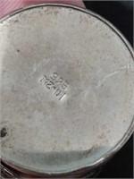 .925 Sterling Silver Salt Shaker