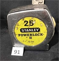 Stanley 25ft Tape Measure