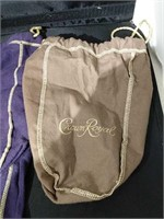 7 Crown Royal Bags