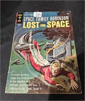 1967 Lost In Space Comic Book
