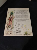 1980 The Empire Strikes Back Notebook
