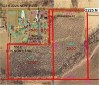 Land Auction - Online Only