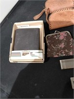 Lot of Vintage Coin Purses & Miscellaneous