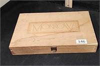 Wooden Morrow Box