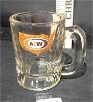 Child's Vintage A & W Root Beer Mug