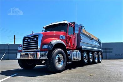 2021 MACK GRANITE 104FR at TruckPaper.com