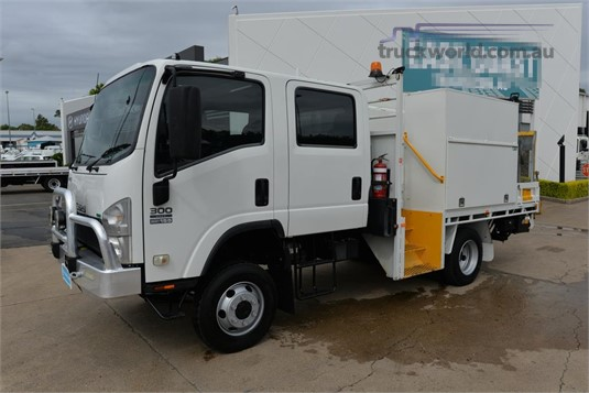 2012 Isuzu NPS 300 4x4 - Trucks for Sale