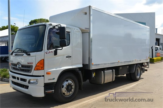 2015 Hino 500 Series GH - Trucks for Sale