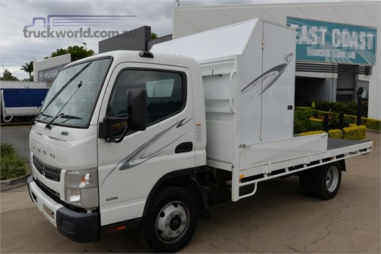 2012 Mitsubishi Canter - Trucks for Sale