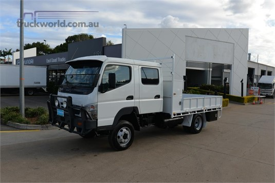 2010 Mitsubishi Canter FG - Trucks for Sale