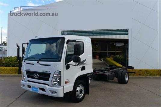 2018 Hyundai Mighty EX8 XLWB - Trucks for Sale