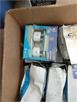 2 Boxes of Light Bulbs