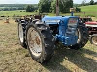 Farm Tractors, Tools & Equipment Auction
