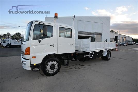 2005 Hino FG - Trucks for Sale