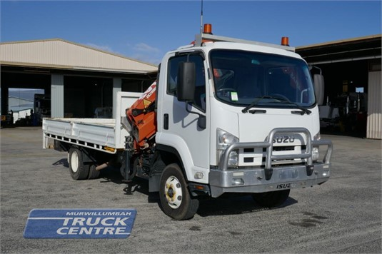 2012 Isuzu FRR500 Murwillumbah Truck Centre - Trucks for Sale