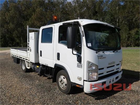 2010 Isuzu NNR 200 Crew Cab Used Isuzu Trucks - Trucks for Sale