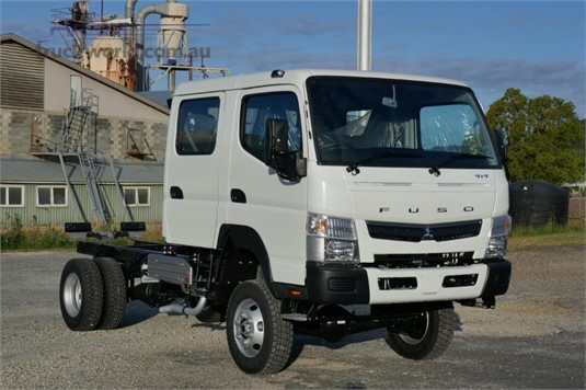 2020 Fuso Canter FG 4x4 Crew Cab - Trucks for Sale