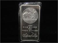 10 Troy Ounce .999 Fine Silver Bar - Silver Towne