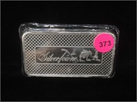 10 Troy Ounce .999 Fine Silver Bar - Silver Towne