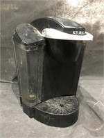 Lot of assorted house items Coffee machine, desk