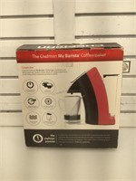 Chefman My Barista Coffee Maker w/box