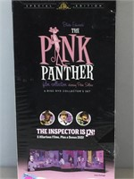 NIB The Pink Panther 6-disc film collection,