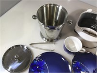 Lot of kitchen items and house hold items