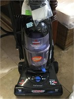 Bissell cleanview 11 vacuum, 12 amps