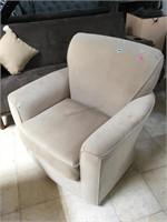 Comfy rotating armchair