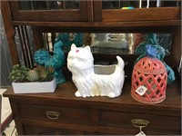 Lot of house decorative items