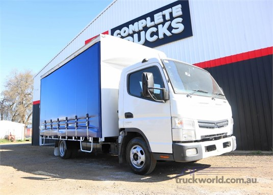 2011 Fuso Canter 515 - Trucks for Sale