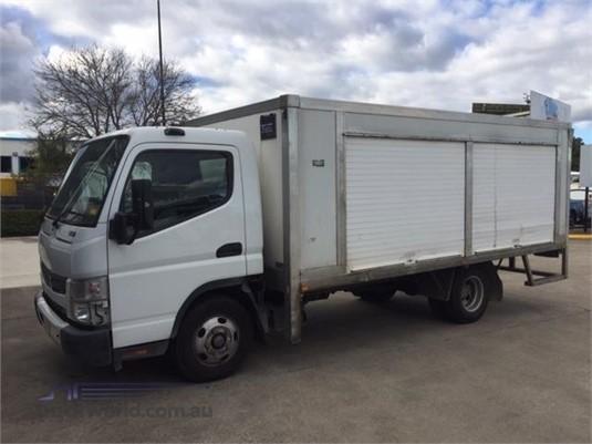2013 Mitsubishi Fuso CANTER 615 - Trucks for Sale