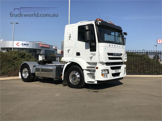 2012 Iveco Stralis AD450 - Trucks for Sale