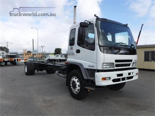 2006 Isuzu FVD 950 Long Raytone Trucks - Trucks for Sale