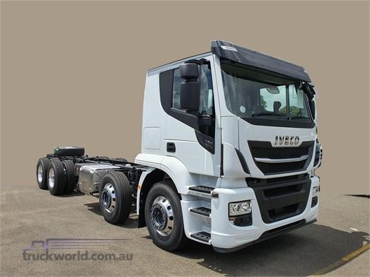 2020 Iveco Stralis 460 - Trucks for Sale